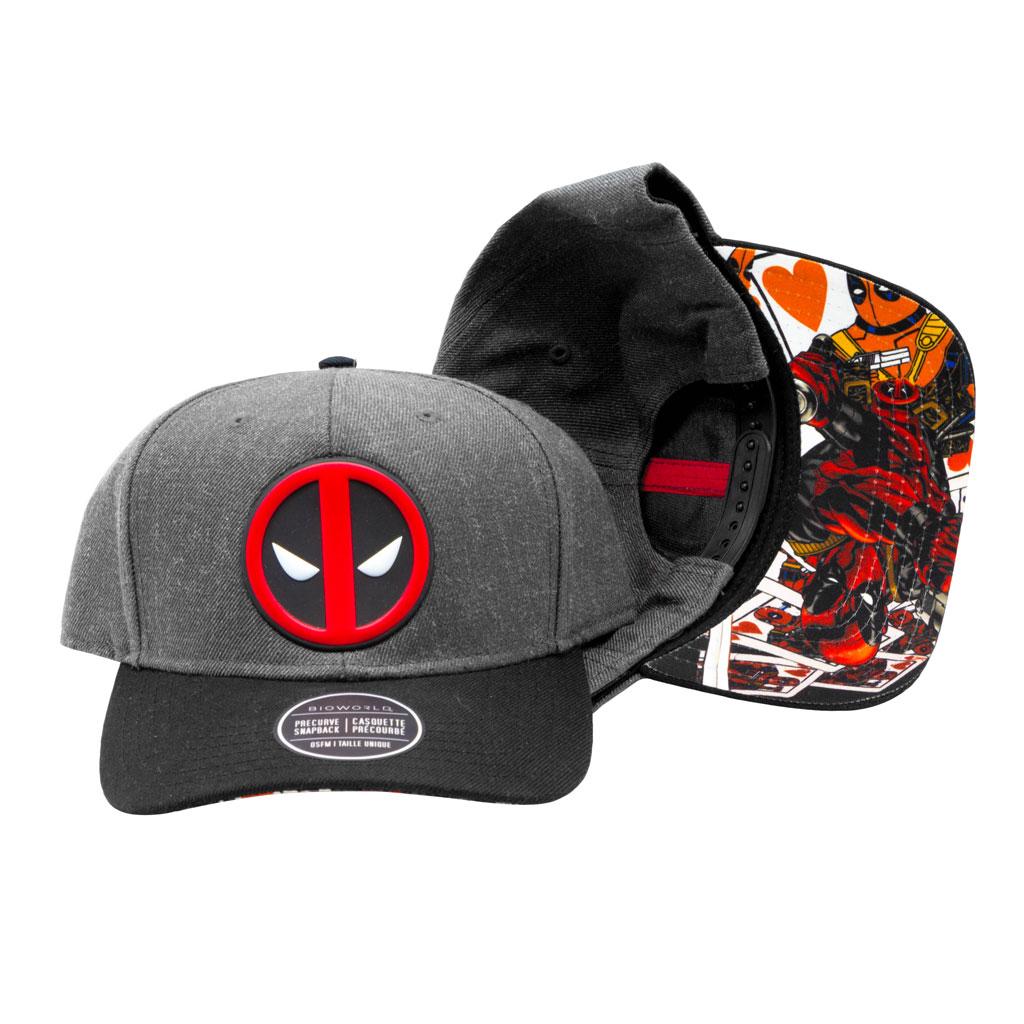 Deadpool adult Snapback Cap