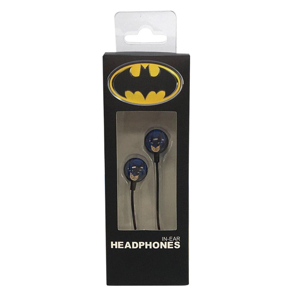 Batman In-Ear Headphones