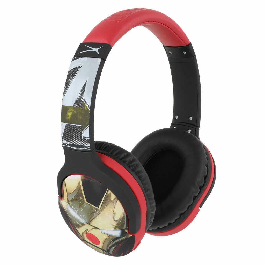 Avengers Bluetooth Marvel Iron Man Headphones