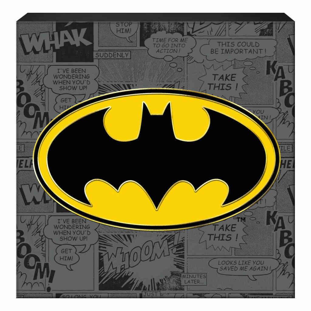 Batman Wall Box Sign