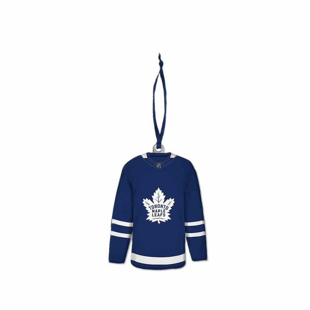 Maple Leafs Jersey Ornament