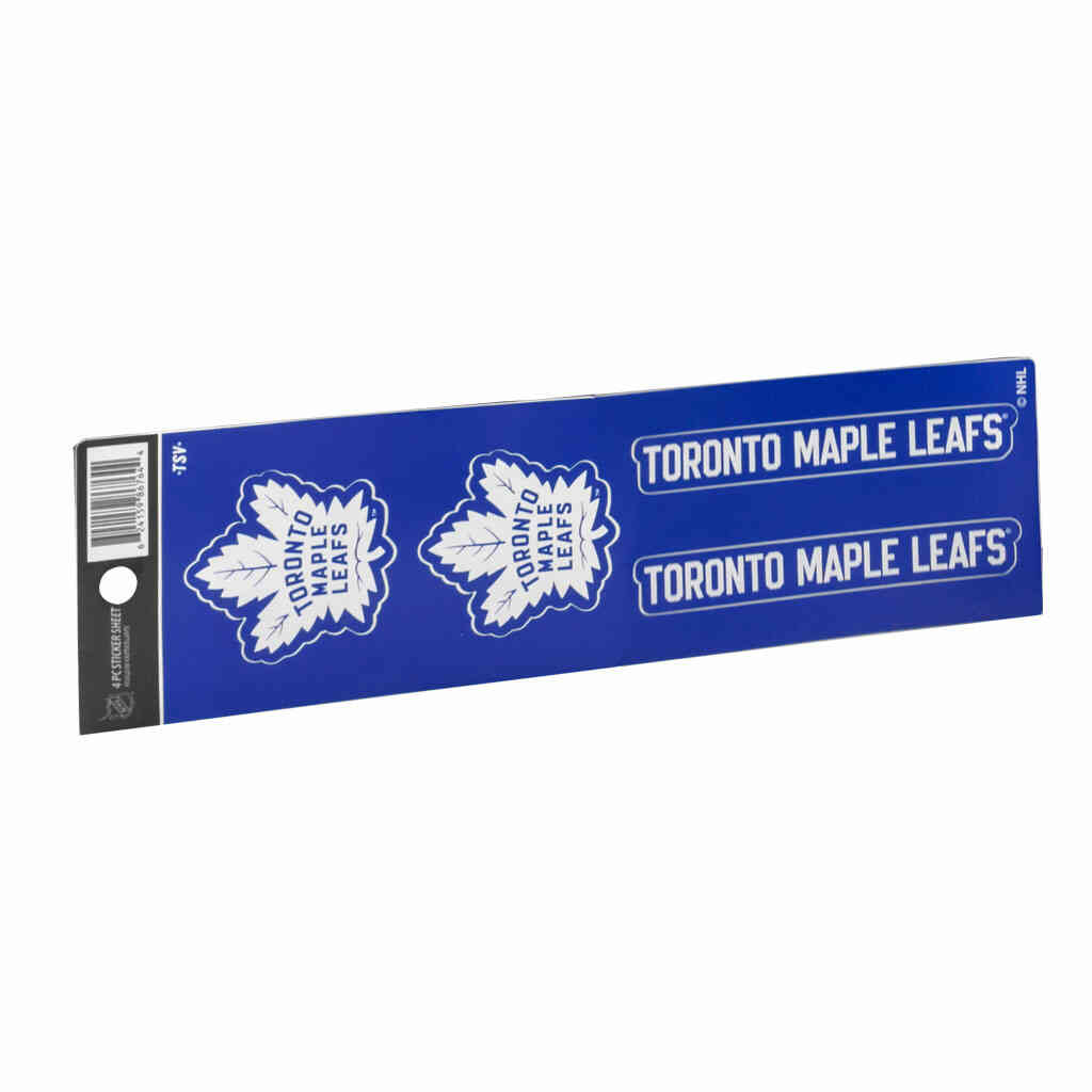 Maple Leafs Stickers