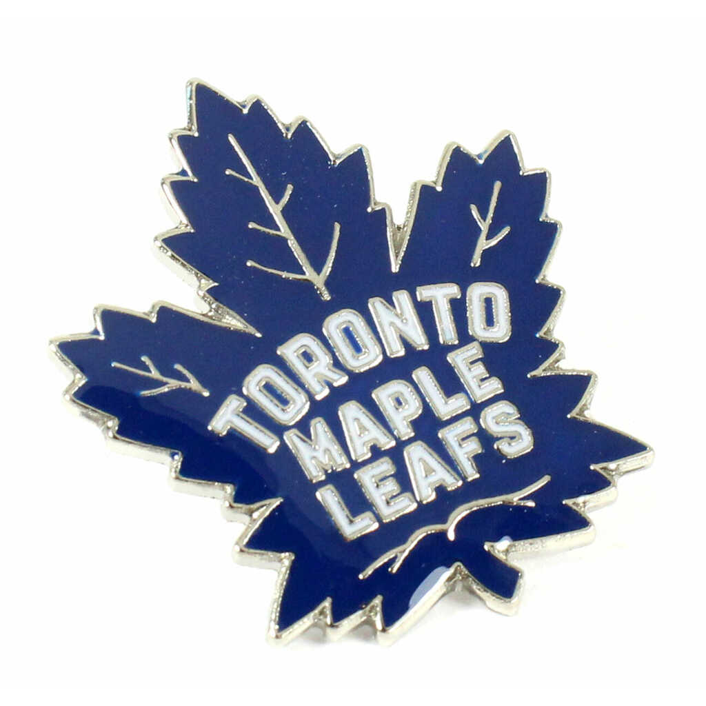 Toronto Maple Leafs Logo Lapel Pin