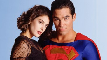 Lois and Clark: The New Adventures of Superman (1993-1997): This nineties TV show eschewed most of the superhero action to focus on the romance between Dean Cain's Clark and Teri Hatcher as Lois. Cain has also appeared in other related Superman shows like Smallville (along with Christopher Reeve) and Supergirl.