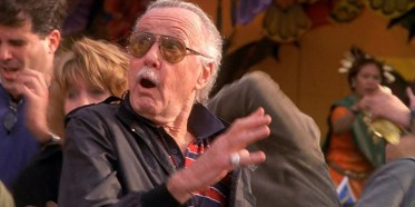 It wouldn't be a Marvel movie without a cameo from Stan Lee! Wonder how he will turn up this time...?