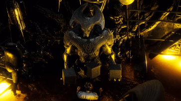 Steppenwolf (Ciaran Hinds) - The Parademons of Apokilips will be led by Darkseid's general, Steppenwolf, as they hunt Earth for the Mother Boxes.