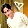 Zhu Yilong looking cheeky *heart*