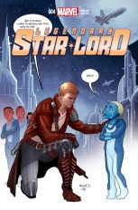 Legendary Star-Lord #4, by Paul Renaud