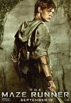 Newt (Thomas Brodie-Sangster)