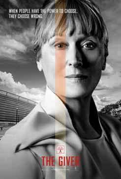 Meryl Streep as Chief Elder