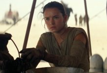 Daisy Ridley Star Wars: The Force Awakens