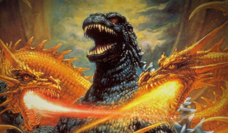 Epic Godzilla V.S King Ghidorah Showdown Promised for 'Godzilla: King of Monsters'