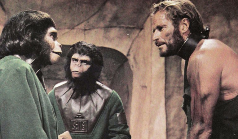 REVIEW: Retrospective 'Planet of the Apes' (1968)
