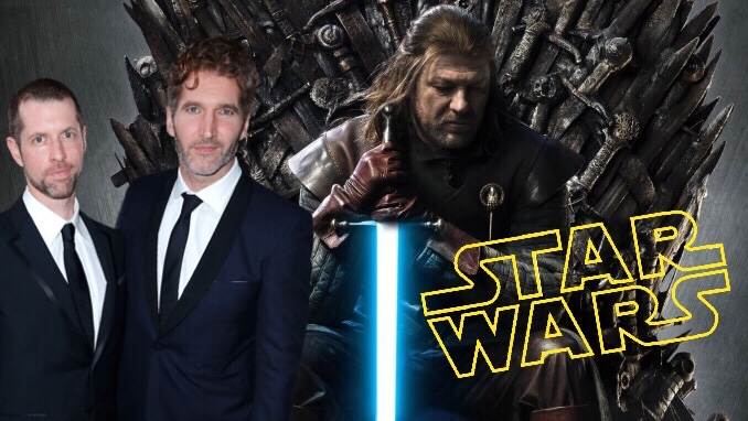 'Game of Thrones' Creators To Write and Produce New 'Star Wars' Films