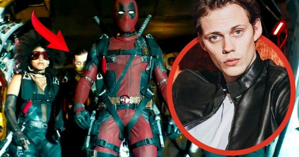 Newest 'Deadpool 2' Trailer Features Bill Skarsgard