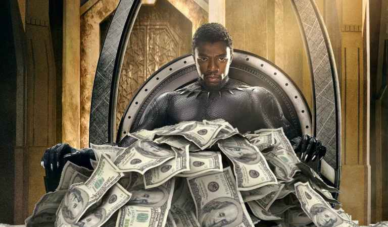 'Black Panther' Crosses $1 Billion Worldwide