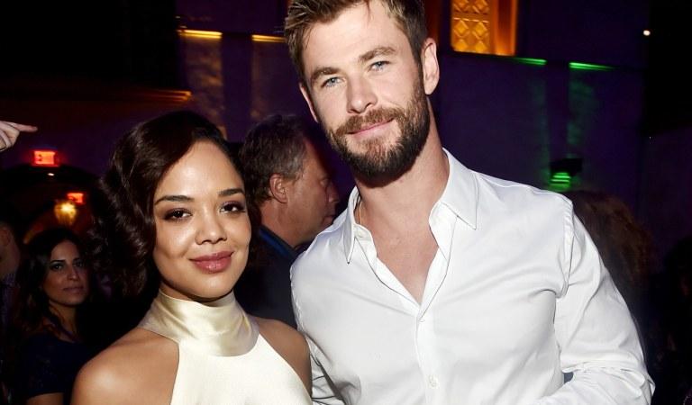 Tessa Thompson To Star Alongside Chris Hemsworth In 'Men In Black' Film