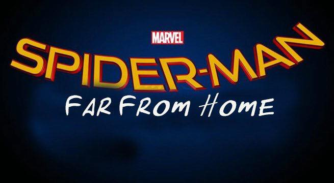Spider-Man: Far From Home logo