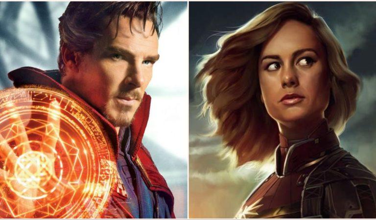 Doctor Strange The Key To Captain Marvel's Return?