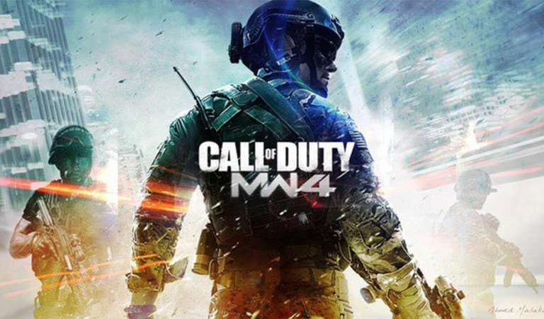 'Call of Duty: Modern Warfare 4' To Release Next Year?