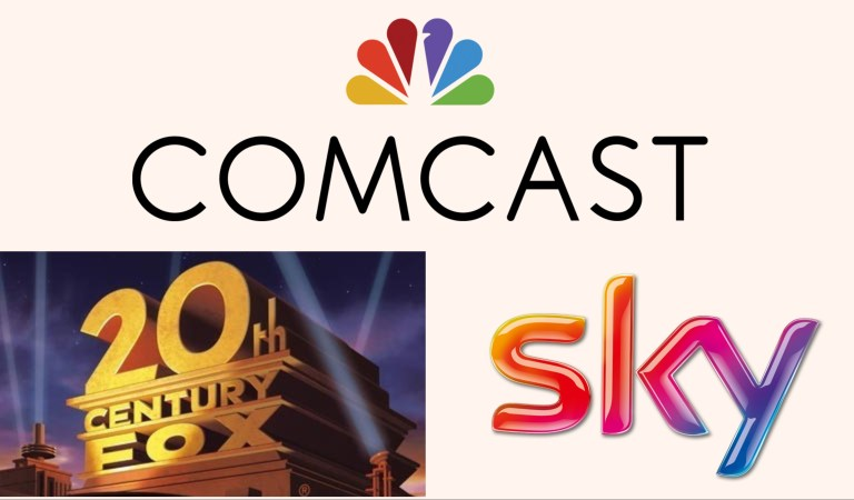 Comcast To Abandon Fox Bid & Focus On Buying Sky