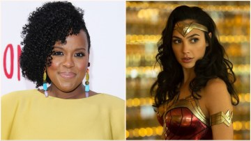 Natasha Rothwell Wonder Woman