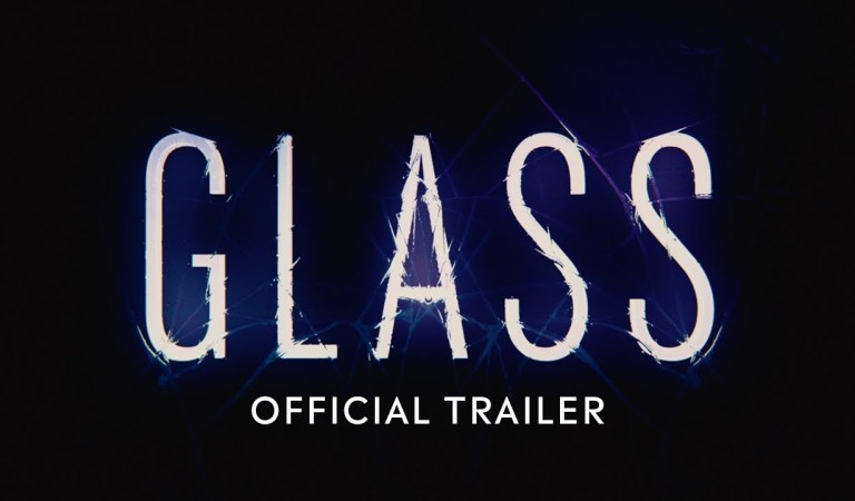 First 'Glass' Trailer Revealed At Comic-Con