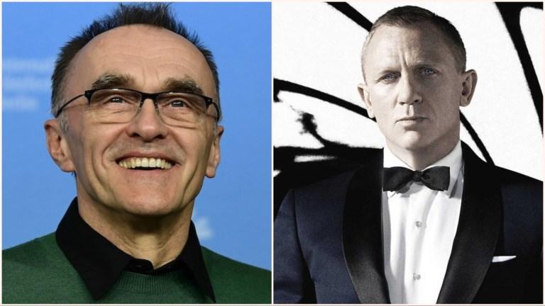 Danny Boyle Departs 'Bond 25'