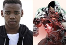 Jovian Wade has been cast as Victor Stone, also known as Cyborg in the Doom Patrol series on the DC Universe streaming service!