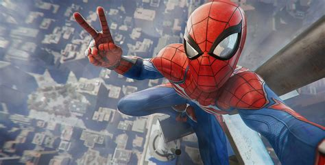 Spider-Man PS4 Length, Size, & Accessibility Options