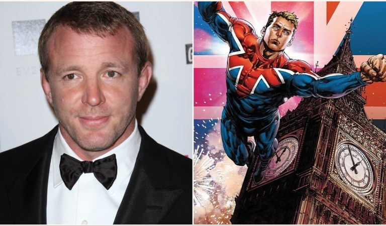 Guy Ritchie To Direct 'Captain Britain & The Black Knight'?