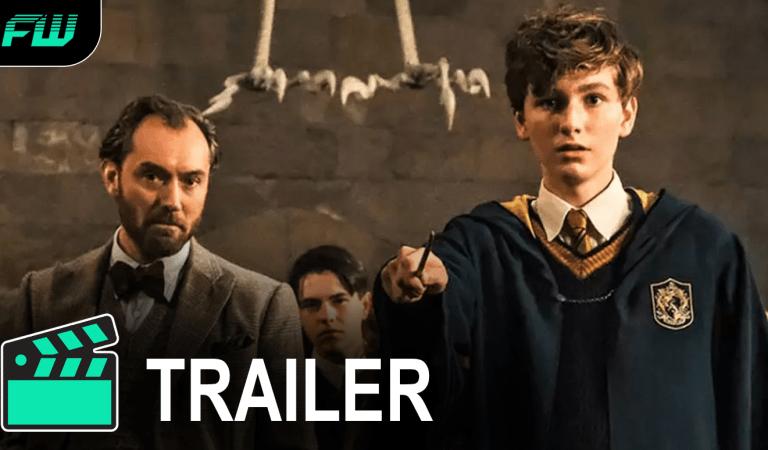 Final 'Fantastic Beasts 2' Trailer Revealed