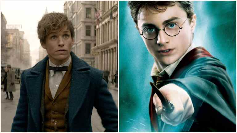 'Fantastic Beasts' Star Talks Major 'Harry Potter' Connection