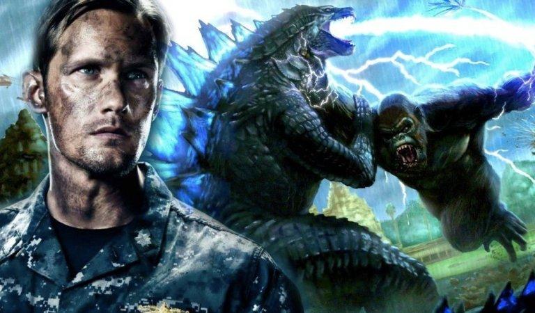 'Godzilla V.S Kong' Adds Alexander Skarsgard to Growing Cast