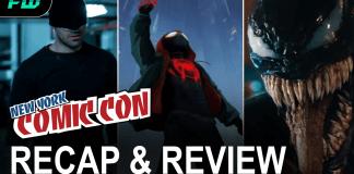 New York Comic Con 2018 Recap & Review