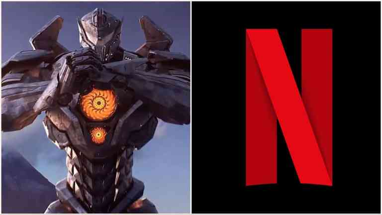 'Pacific Rim' Anime Series Coming To Netflix