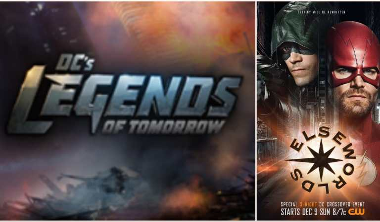 'Elseworlds' To Feature 'Legends Of Tomorrow' Cameo