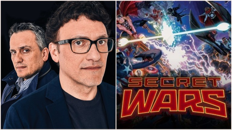 Russo Bros. Want To Direct A 'Secret Wars' Film