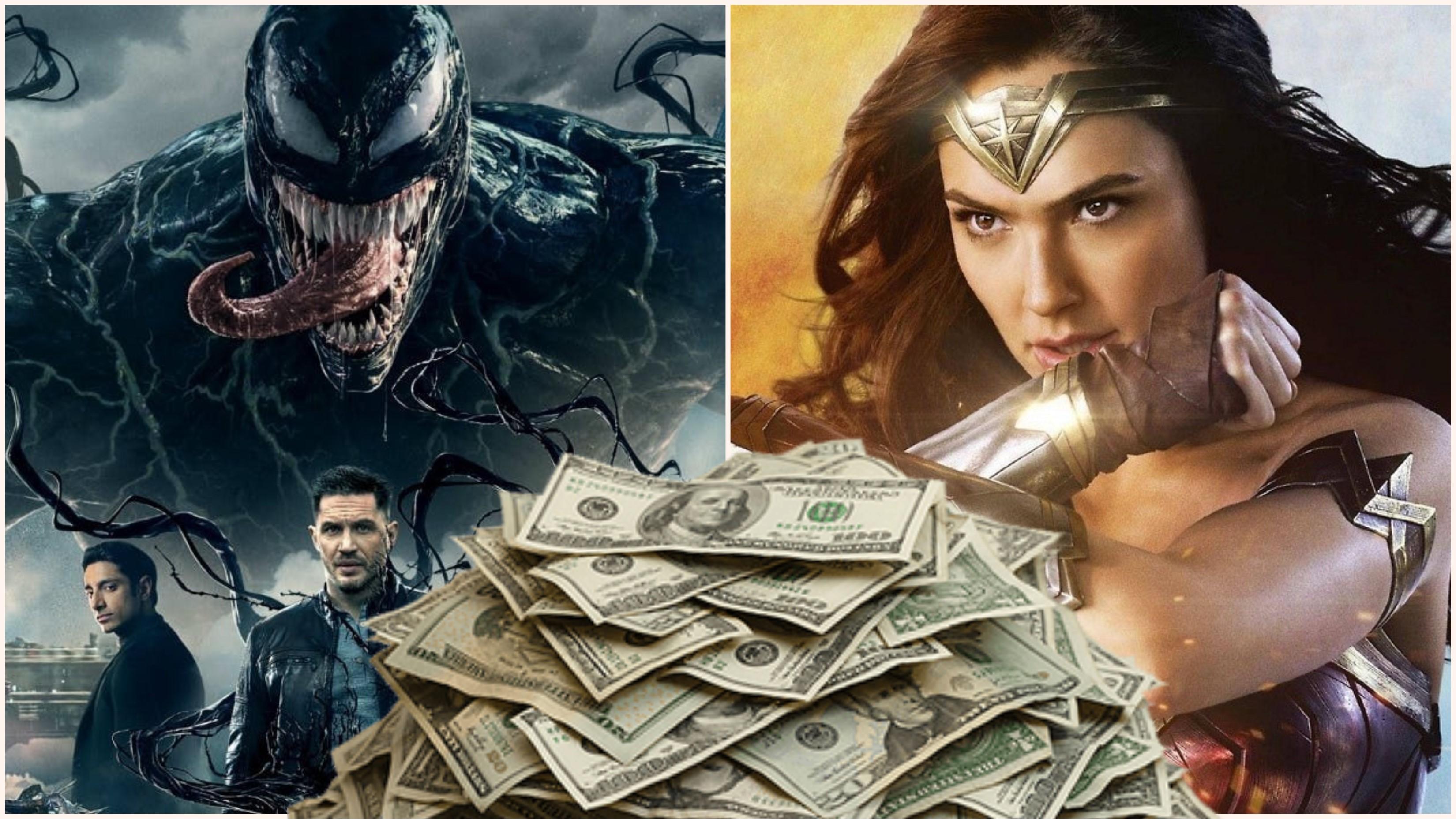 Venom' Passes 'Wonder Woman' At Box Office - FandomWire