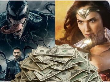 'Venom' Passes 'Wonder Woman' At Box Office