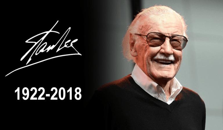 Marvel Creator Stan Lee Passes Away At Age 95