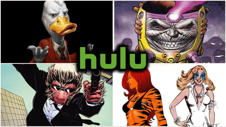 4 New Marvel Series Coming To Hulu