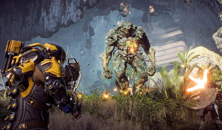 Bioware's 'Anthem' Tops EMEAA Charts