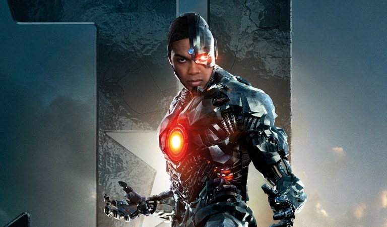 Ray Fisher Reportedly Not Returning To 'Cyborg' Role