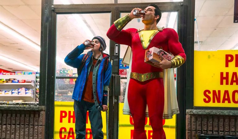 REVIEW: 'Shazam!' Is Tailor Made For Everyone's Inner Child