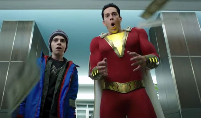 'Shazam!' Review: Zachary Levi Saves The Day…And The Film
