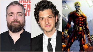 We asked David F. Sandberg if he would be interested in directing a Plastic Man movie, in which he replied saying he would if Ben Schwartz would star.