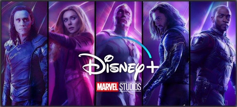 Marvel Studios Announces Slate Of TV Series For Disney+