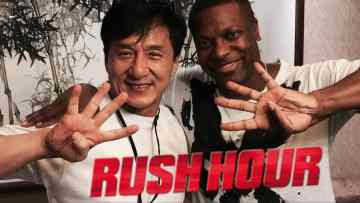 Jackie Chan & Chris Tucker Announce 'Rush Hour 4'?