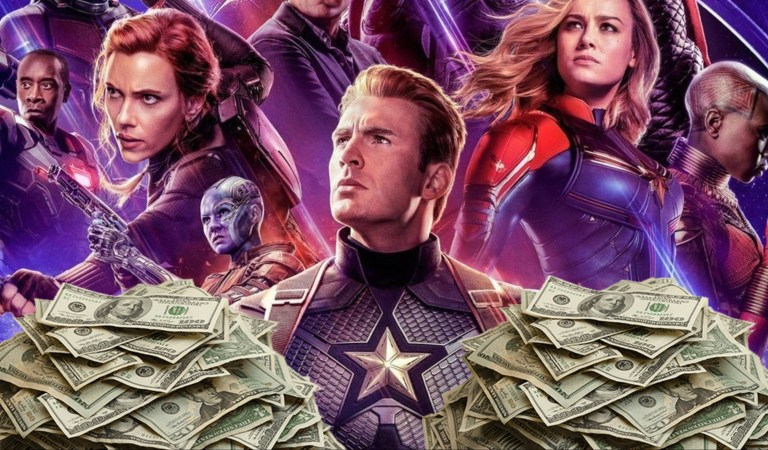 'Avengers: Endgame' Passes $2.6 Billion At Box Office